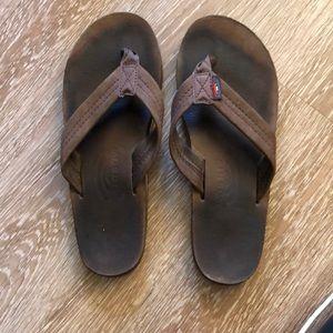 Rainbows sandals